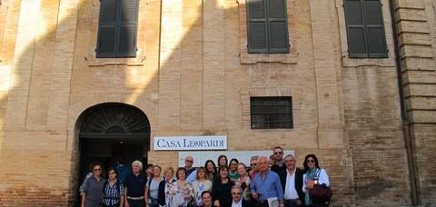 """Casa Leopardi partecipa al progetto """"Coloriamo il nostro futuro"""""""