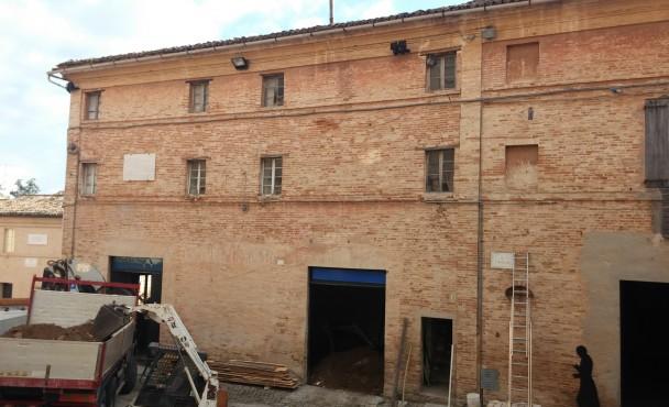 restauro e nuovi progetti per la casa di silvia casa