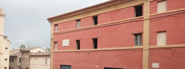 Ripristinato il colore originale della casa di Silvia