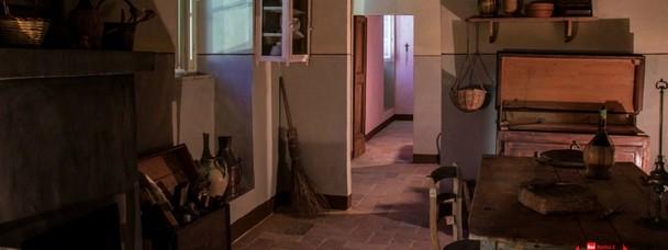 Per M'illumino di meno la visita a Casa di Silvia è a lume di candela