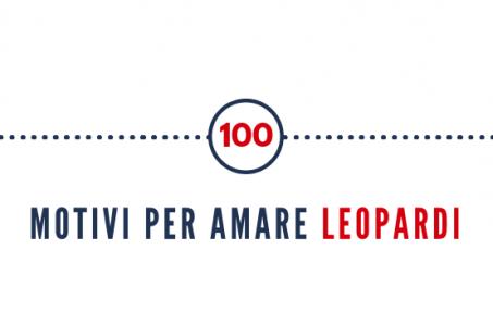 100 motivi per amare Leopardi? Li abbiamo trovati con i nostri follower
