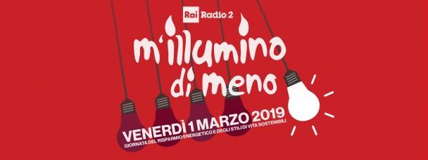 """Il 1 Marzo spegniamo le luci a Casa di Silvia per """"M'illumino di meno"""""""