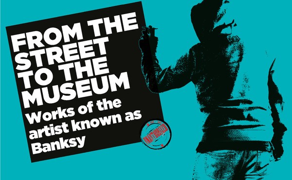 Ingresso scontato ai visitatori della mostra dedicata a Banksy a Osimo