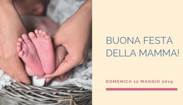 Domenica 12 Maggio, festeggiamo le mamme